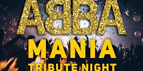ABBA Mania Tribute Night tickets