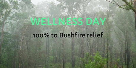 Wellness Day for Fire Relief in VIC tickets