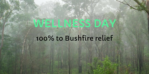 Wellness Day for Fire Relief in VIC