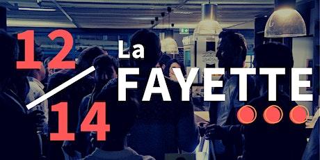 Le 12/14 La Fayette billets