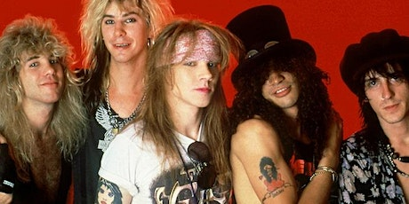 Roses N Guns (Tribute to Guns N Roses) + DJ Darkerdaze tickets
