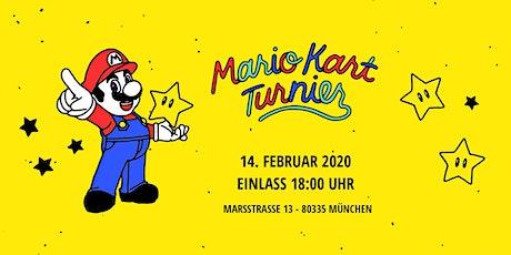 Das vergnügte Mario Kart Turnier München Tickets