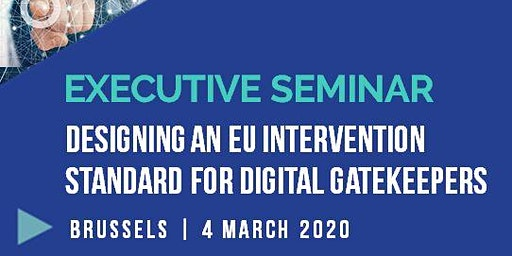 Designing an EU Intervention Standard for Digital Gatekeepers