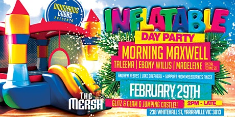 Dangerous Goods Ent | Inflatable Day Party ft. Morning Maxwell tickets