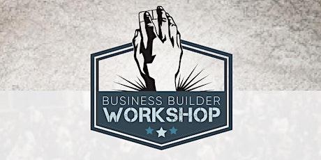 Business Builder Workshop Singapore (Session 1) tickets