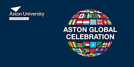 Aston Global Celebration: Alumni Meetup in London tickets