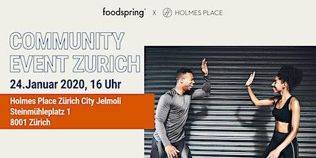 Community Event Zürich Tickets