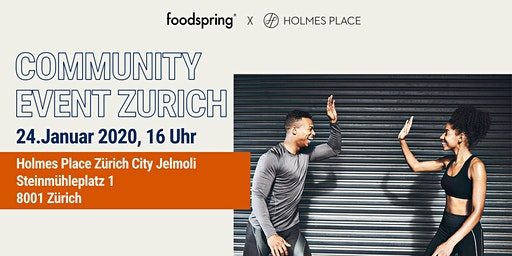 Community Event Zürich