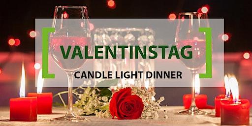 Valentinstag - Candle Light Dinner im Grünen Baum - Ticket für 1 Person