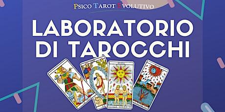Laboratorio di Tarocchi - Alessandro Latrofa biglietti