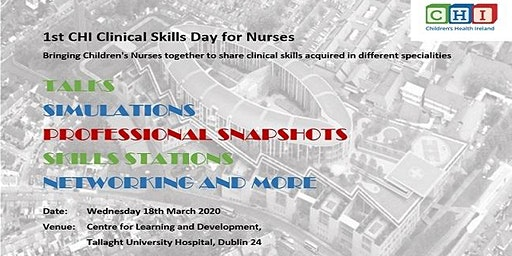 1st CHI Clinical Skills Day for Nurses