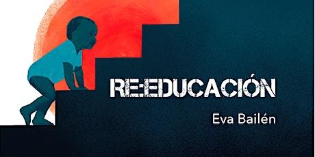 Presentación del libro «RE:educación» entradas