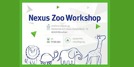 Nexus Zoo - Kostenfreier Workshop Tickets