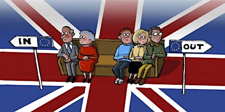 What next with you in Brexit? tickets