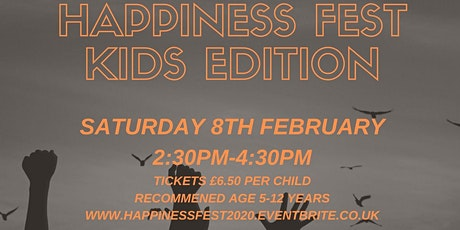 Happiness Fest 2020 tickets