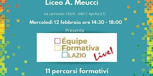 Formazione Meucci  M. C. Bevilacqua - La ruota padagogica