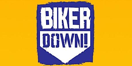 Biker Down Workshop - Taunton Fire Station tickets