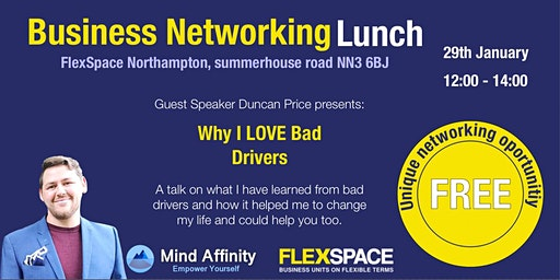 Business Networking Lunch Northampton (FREE)