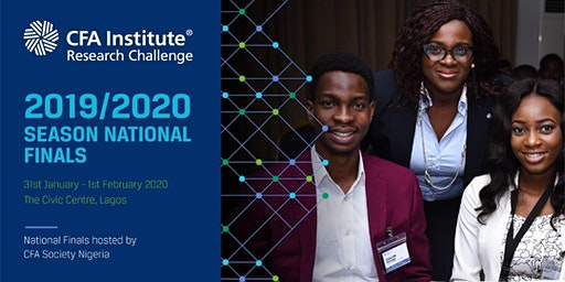 2019/2020 Research Challenge National Finals