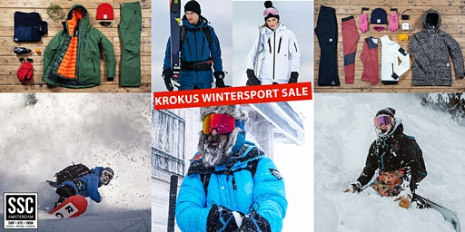 Krokus wintersport sale 2020