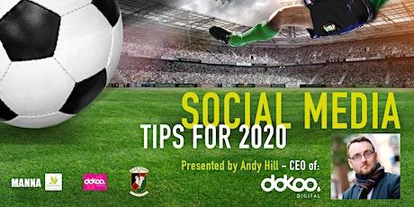 Manna Social 2020 tickets