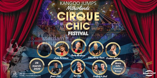 Cirque Chic Kangoo Jumps Festival Netherlands