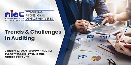 Trends & Challenges in Auditing