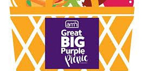 Great Big Purple Picnic 2020 tickets