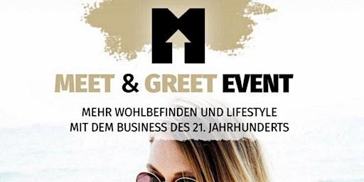 Meet&Greet Event zum Business des 21. Jahrhunderts