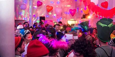 Bunt und Jeck im Kulturbunker: Karneval mit Über den Tellerrand Tickets