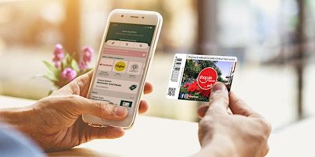 Unternehmer-Info zur Shop-in-Erkner-Karte Tickets