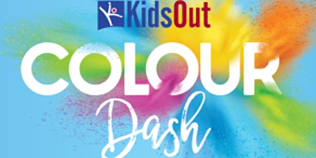 KidsOut Colour Dash 2021 tickets