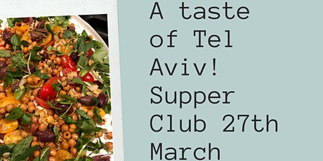 The Riad Supper Club  - A taste of Tele Aviv tickets