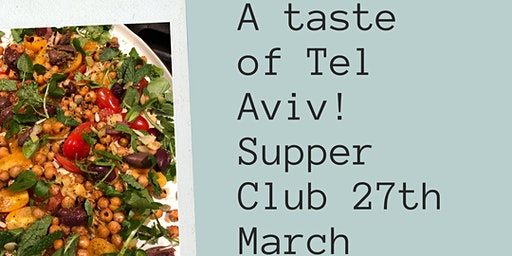 The Riad Supper Club  - A taste of Tele Aviv