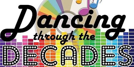 Dance through the Decades! tickets