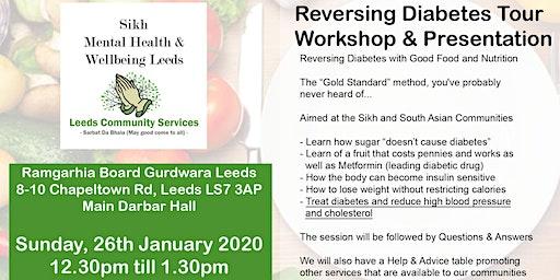 Reversing Diabetes Tour