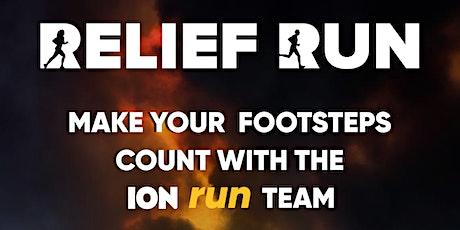 RELIEF RUN + ION RUN CLUB tickets