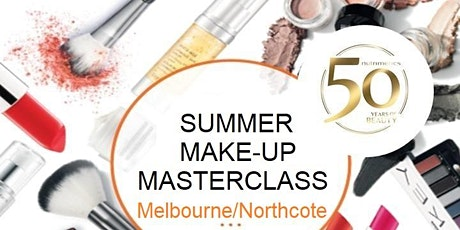 MAKE-UP MASTERCLASS - FREE GIFT - Melbourne/Northcote tickets