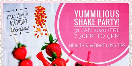 Make YUMMY Shakes That Are Healthy Too! tickets