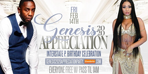 GENESIS 2020 APPRECIATION PARTY