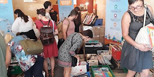 Bordeaux : Remplis ton sac de livres pour 5 euros !