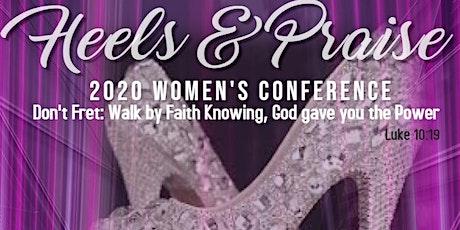 Heels & Praise 2020 Women's conference tickets