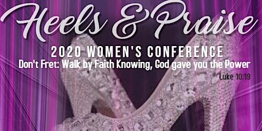 Heels & Praise 2020 Women's conference