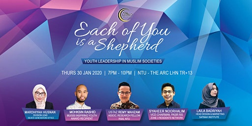Each of You is a Shepherd - Youth Leadership in Faith-based Societies