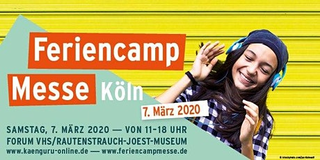FeriencampMesse Köln Tickets