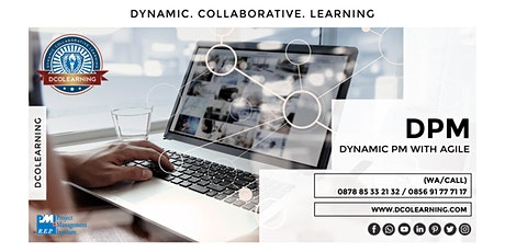 Dynamic Project Management Program (DPM with Agile PM) tickets