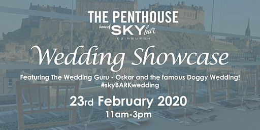 SKYbar Wedding Showcase featuring The Wedding Guru and #skyBARKwedding!