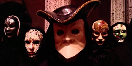 Party di Carnevale - Eyes Wide Shut biglietti