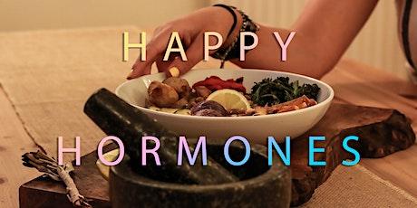 Happy Hormones by Sam Heaney Hormone Specialist tickets