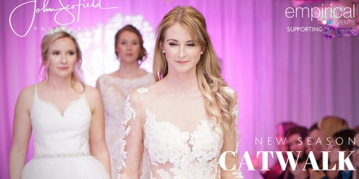Exclusive New Season Bridal Catwalk by Empirical Events